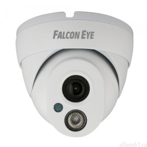 IP-камера Falcon Eye FE-IPC-DL100P Eco уличная, Матрица 1/4&quotOmniVision 1.3 Mega pixels