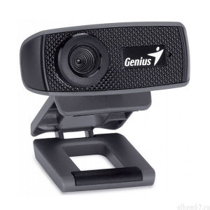 Камера Web Genius FaceCam 1000X V2 Black HD 720P/MF/USB 2.0/UVC/MIC